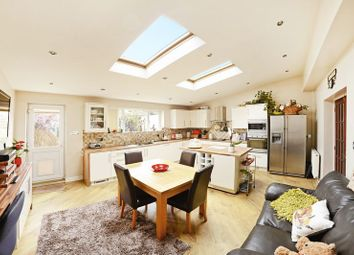 Thumbnail 4 bed detached house for sale in Rowland Ave, Oakdale, Poole BH15.