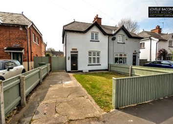 Thumbnail 2 bed semi-detached house for sale in Waltham Road, Scartho