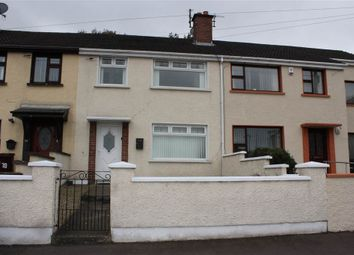 Thumbnail 3 bed terraced house for sale in Hennessy Park, Newry