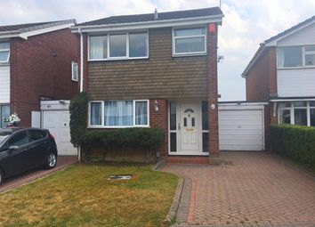 Thumbnail 3 bed link-detached house for sale in Bradshaw Way, Stafford