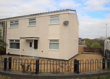 Thumbnail 4 bedroom end terrace house for sale in Coed-Y-Gores, Llanedeyrn, Cardiff