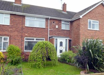 Thumbnail 3 bed terraced house for sale in Stromness Way, Hull