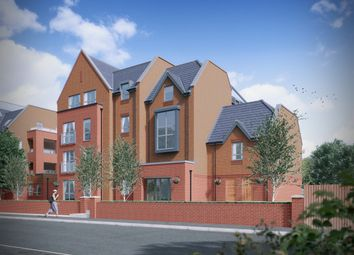 "Thumbnail 2 bedroom flat for sale in ""Westwood House"" at Hulse Road, Shirley, Southampton"