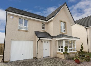 "Thumbnail 4 bed detached house for sale in ""Dunvegan"" at Cortmalaw Crescent, Robroyston, Glasgow"