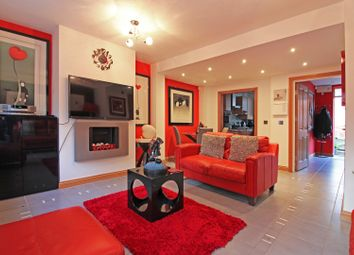 Thumbnail 3 bed town house for sale in Havergal Place, Shareshill