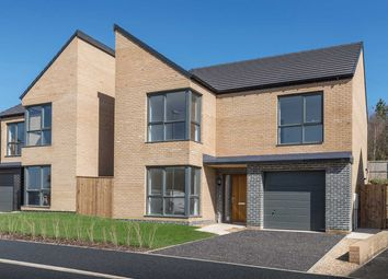 "Thumbnail 4 bed detached house for sale in ""The Birch"" at Aspen Close, Birtley, Chester Le Street"