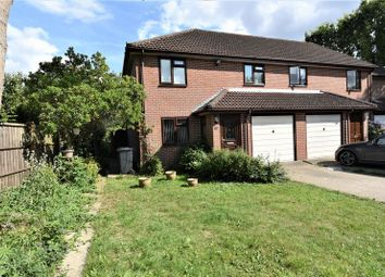 Thumbnail 3 bed semi-detached house for sale in Acorn Gardens, Horndean, Waterlooville
