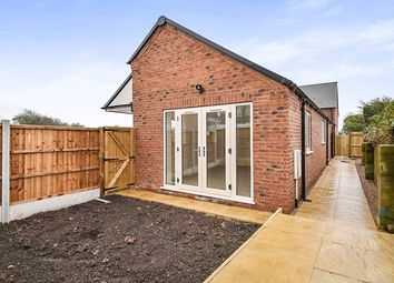 Thumbnail 2 bed bungalow for sale in Hillside School Drive, Stanton Road, Stapenhill, Burton-On-Trent