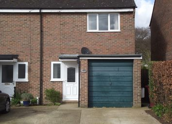 Thumbnail 3 bed semi-detached house for sale in Heather Close, West Ashling