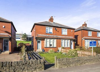 Thumbnail 2 bed semi-detached house for sale in Burnley Road, Mytholmroyd, Hebden Bridge