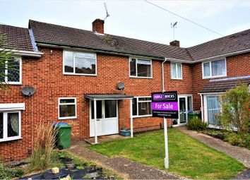 Thumbnail 3 bed terraced house for sale in Vaughan Close, Southampton