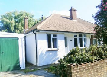 Thumbnail 3 bedroom bungalow to rent in Broad Oak Road, Canterbury