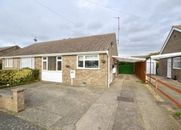 Thumbnail 2 bed semi-detached bungalow for sale in Churchill Road, Stamford