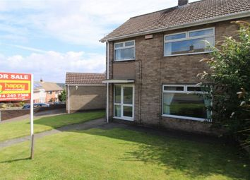Thumbnail 3 bed semi-detached house for sale in Milton Road, Burncross, Sheffield, South Yorkshire