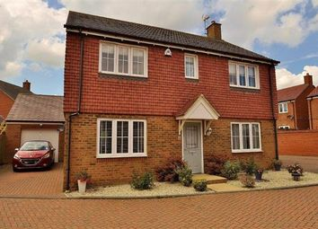 Thumbnail 4 bed detached house for sale in Chartwell Road, Kingsnorth, Ashford