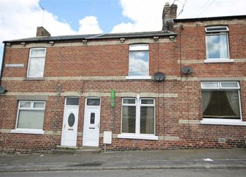 Thumbnail 2 bedroom terraced house for sale in Windsor Terrace, Crook, Co Durham