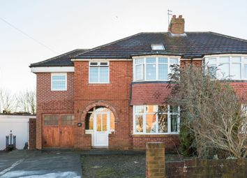 Thumbnail 5 bed semi-detached house for sale in Queenswood Grove, Acomb, York