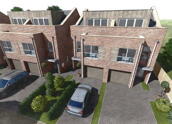 Thumbnail 3 bed semi-detached house for sale in Plot 6, Coldhams Place, Cambridge