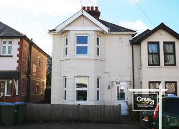 Thumbnail 3 bed semi-detached house for sale in St. James Park Road, Shirley, Southampton