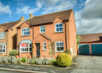 Thumbnail 4 bedroom detached house for sale in Ebsdorf Close, Bidford-On-Avon, Alcester