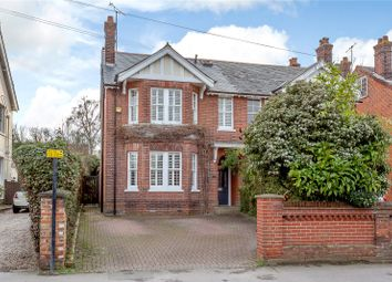Thumbnail 5 bedroom semi-detached house for sale in Baddow Road, Chelmsford, Essex