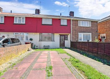 3 bed terraced house for sale in Weller Avenue, Rochester, Kent ME1