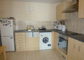 Thumbnail 1 bed flat to rent in 12 Clifton House, Adamsdown, Cardiff