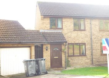 Thumbnail 3 bed semi-detached house to rent in Rupert Kettle Drive, Bishops Itchington, Southam