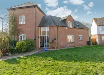 Thumbnail 4 bedroom detached house for sale in St Giles Close, Holme, Peterborough