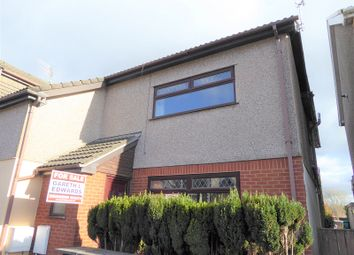 Thumbnail 3 bedroom end terrace house for sale in Commercial Street, Kenfig Hill, Bridgend.