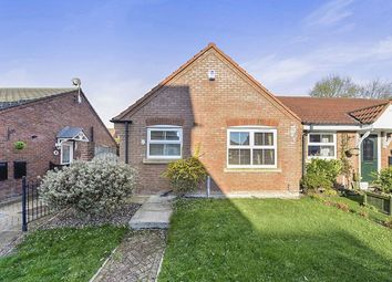 Thumbnail 2 bed bungalow for sale in Willowdale Close, Bridlington