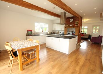 Muddles Green, Chiddingly, Lewes BN8. 4 bed detached bungalow