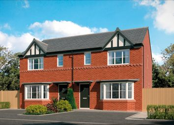 Thumbnail 3 bed semi-detached house for sale in Liverpool Road, Warrington, Cheshire