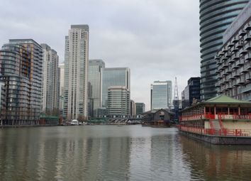 Thumbnail 2 bed flat to rent in South Quay, Canary Wharf
