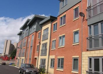 Thumbnail 2 bed flat to rent in Grimshaw Place, Preston