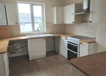 Thumbnail 2 bed flat to rent in Pemros Road, St Budeaux, Plymouth