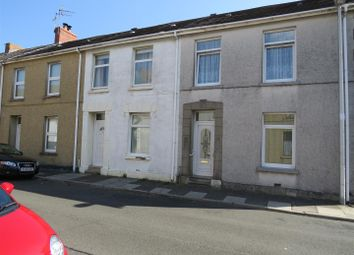 Thumbnail 2 bed end terrace house to rent in Woodend Road, Llanelli