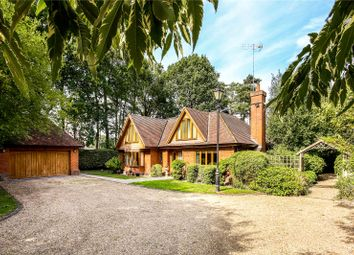 Thumbnail 5 bed detached house for sale in Heath Ride, Finchampstead, Wokingham, Berkshire