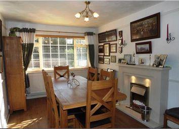 Thumbnail 4 bedroom detached house for sale in Wood Lane, Hawarden, Deeside