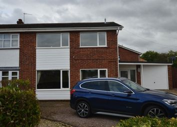 Thumbnail 3 bed semi-detached house to rent in Borrowdale Drive, Norwich