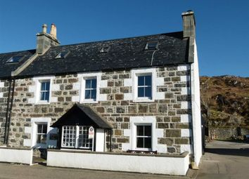 Thumbnail 5 bed semi-detached house for sale in Tigh Lios, 19, Main Street, Lochinver, Sutherland