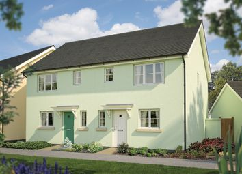 "Thumbnail 3 bedroom semi-detached house for sale in ""The Southwold"" at The Green, Chilpark, Fremington, Barnstaple"