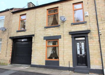 Thumbnail 4 bed terraced house for sale in St. Georges Street, Heyrod, Stalybridge