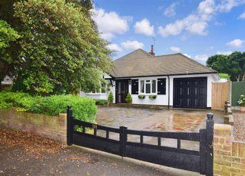 Thumbnail 2 bed detached bungalow for sale in Northdown Park Road, Cliftonville, Margate, Kent