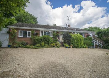 Thumbnail 4 bed detached bungalow for sale in Green Lane, Woodcote, Reading