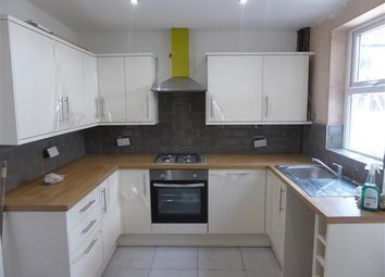 Thumbnail 3 bed terraced house to rent in Wellfield Street, Warrington