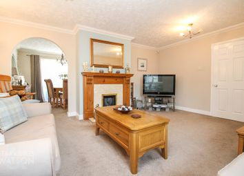 Thumbnail 4 bed detached house for sale in East Anglian Way, Gorleston, Great Yarmouth