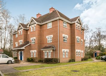 Thumbnail 2 bed flat to rent in Kintbury Close, Fleet