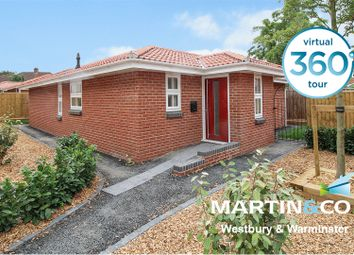 Thumbnail 2 bed detached bungalow to rent in Haynes Road, Westbury