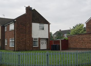 Thumbnail 3 bed semi-detached house for sale in Myrtle Close, Barwell, Leicester